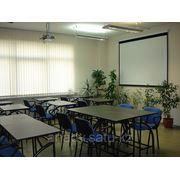 Аренда оборудованного помещения для проведение семинаров в Алматы фото