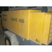 Компрессор дизельный передвижной Atlas Copco XAHS-186 фото