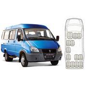 Автомобиль ГАЗ-32212 Микроавтобус-Газель 12 мест фото
