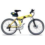 Велосипед электрический AEB18 фото