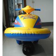 Надувной скутер детский гидроцикл фото