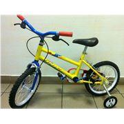 Велосипед детский четырехколесный фото