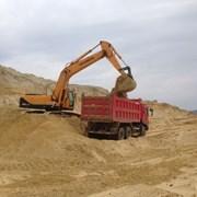 Доставка песка Мытищи фото