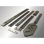 Промышленные ножи гильотинные ножи фото