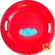 Санки-ледянки дисковые Супер Стар фото