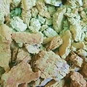 Жмых соевый кормовой фото
