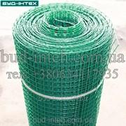 Сетка пластиковая садовая 1*20 м (20*20мм) фото
