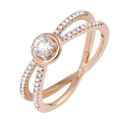 Кольцо женское фото