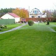 Ландшафтный дизайн сада, комплекс ландшафтных и интерьерных работ, ландшафтное проектирование, Киев. фото