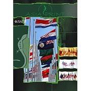 Печать флагов, Изготовление флагов, флажков фото