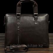 Мужская сумка, кожа, МС021 фото