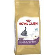 British Shorthair Kitten Royal Canin корм для котят, Британская короткошерстная, Пакет, 10,0кг фото