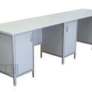 Лабораторный стол СА-427 Высокий фото