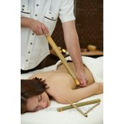 SPA-уход «Сила и гибкость бамбука» Релаксирующая программа с бамбуковым массажем фото