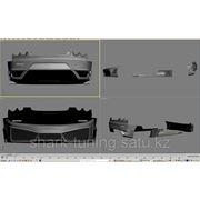 3д моделирование объектов фото