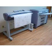 Широкоформатное черно-белое сканирование А1 фото