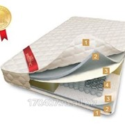 Матрас ВикториС Gold №4 1900*1200*220 фото