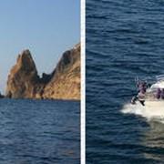 Морские прогулки на яхте вдоль Крымского побережья фото