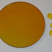 Селенид цинка ZnSe - линзы, окна из ZnSe фото