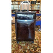 Огромная, оригинальная, стильная дорожная сумка (ЧЕМОДАН) на колесиках фото