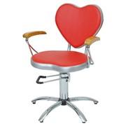 Кресло Танго гидравлическое пятилучье хром фото