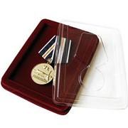 Футляры для значков и медалей ФЛОКИРОВАННЫЕ фото