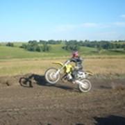 Прокат кроссовых мотоциклов фото