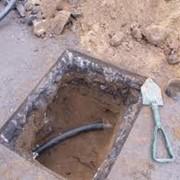 Восстановление телефонной канализации фото