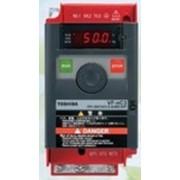 VF-nC3 Малогабаритный преобразователь частоты общего назначения. Диапазон мощностей: от 0,1 до 2,2 кВт (одна фаза 200В) от 0,1 до 4,0 кВт (три фазы 200В)