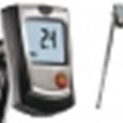 Карманный термоанемометр стик-класса Testo 405 фото