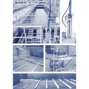 Комплексная система сбора осадков в горизонтальных отстойниках фото