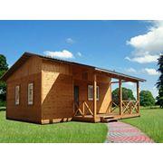 Дачные модульные домики фото