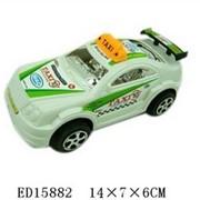 Машина инерционная Такси в пак.,100500559/518W фото