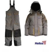 Костюм рыболовный зимний Алей Hi-Pora р.50-52 182 серый Helios фото