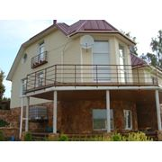 3-этажный жилой дом в д. Кондырева (2 км. от Орла) фото