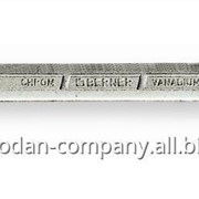 104415 ТМ Berner Ключи гаечные накидные двусторонние, 12х13 мм (длина 140 мм) фото