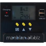 LMS 12/24V 10A солнечный контроллер фото