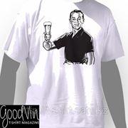 Печать на футболках №24 фото