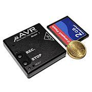 Аудио-видеорекордер профессиональный миниатюрный mAVR модель 1 фото