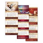 Настенные квартальные календари фото