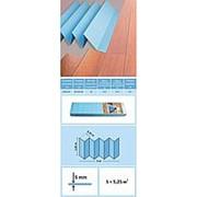 Подложка Solid Синяя 5 мм (1.05 м x 5 м) фото