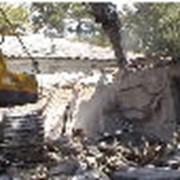 Демонтаж зданий, снос домов, заводов в Украине фото