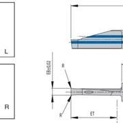 Система обработки аксиальных канавок на малых диаметрах AK40 фото