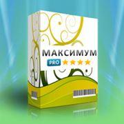 """""""Максимум"""" Интернет магазин для 10000 товаров"""
