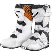 ONEAL Мотоботы кроссовые Rider Kids Boot детские белые фото