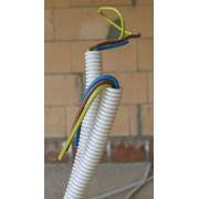 Экструзионные линии для производства однослойных гофрированных PE трубок фото