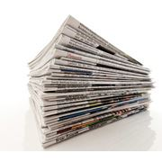 Печать газет фото