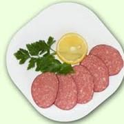 Варено-копченые колбасы