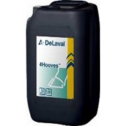 4Hooves (4Хувс) антиспетическое средство для обработки копыт компании ДеЛаваль (ветеринарный препарат) фото