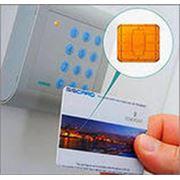 Чип карты IC-карты фото